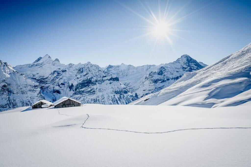 Chalet à Grindelwald