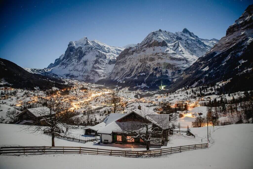 Village de Grindelwald