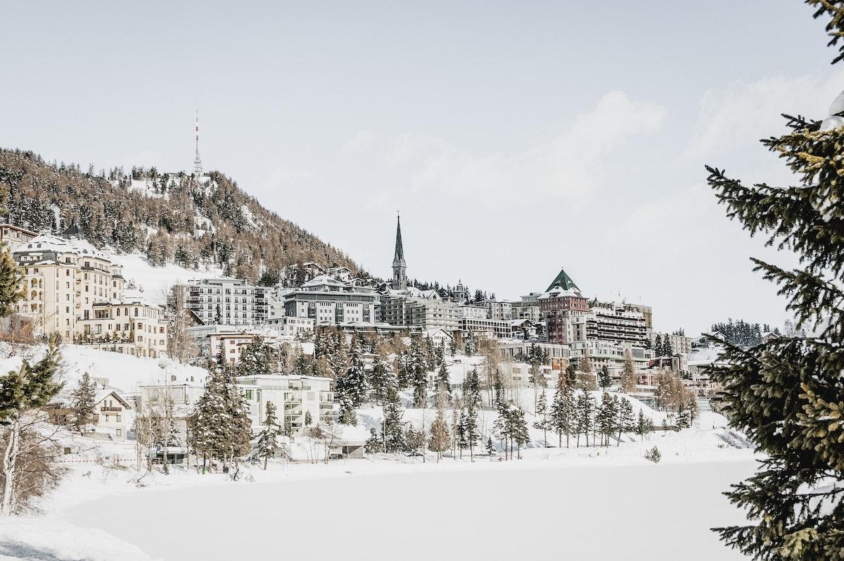 Village de St. Moritz