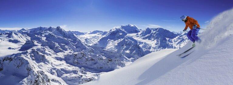 Meilleures stations de ski suisses