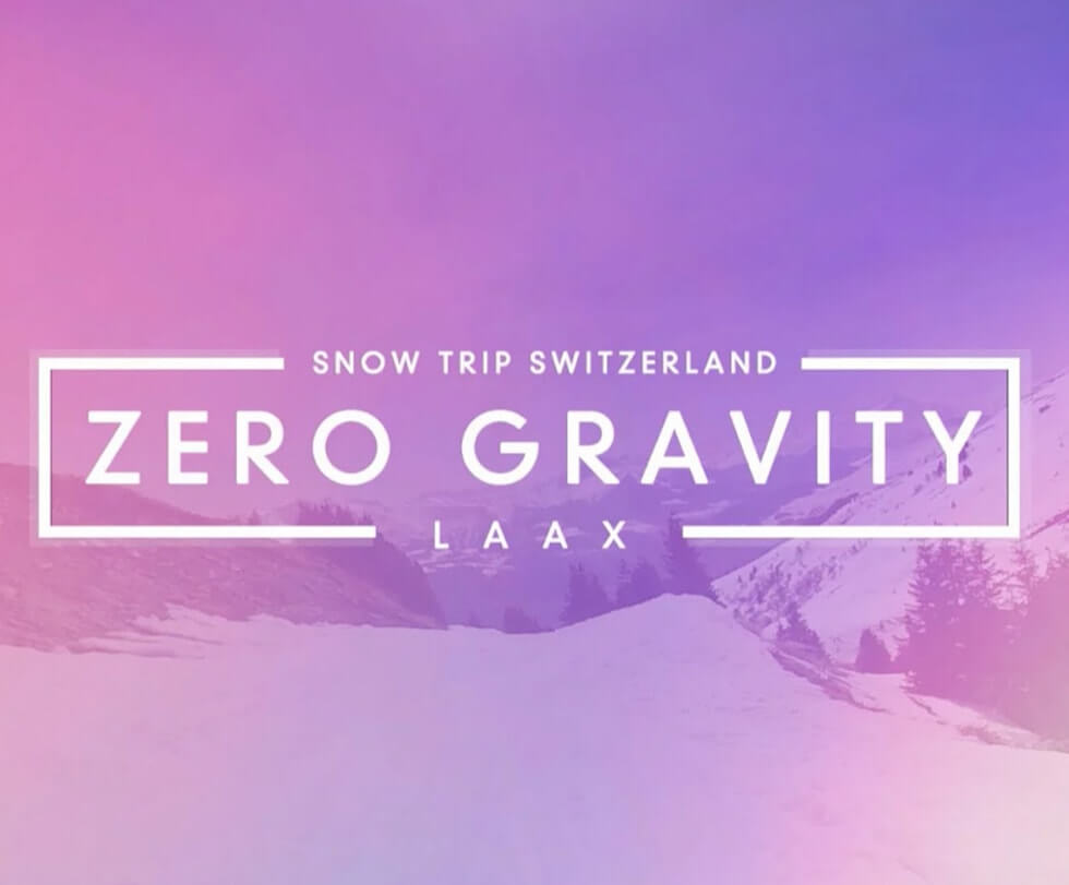 Video of snowboarders in Laax