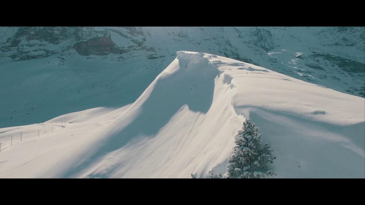 Video du ski à Wengen