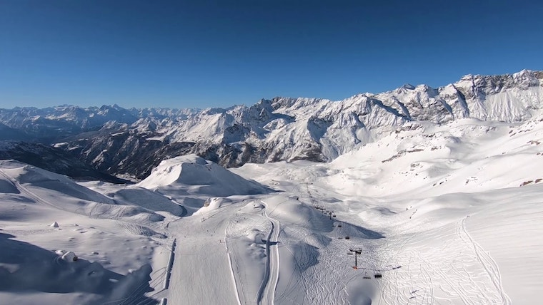 Vidéo de Zermatt Matterhorn